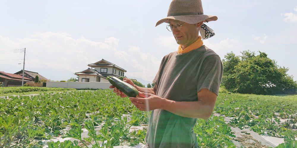 メニューは畑と自然が決めている?<br>有機・無農薬農家さんとROCKのふしぎな関係