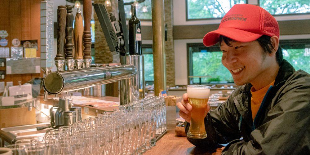 「大手ビールでたとえればこんな味」という紹介も!<br>ROCKのクラフトビール・タッチダウンをブルワー・松岡風人が解説します